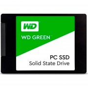 UNIDAD SSD 480GB WESTERN DIGITAL GREEN 2.5 WDS480G2G0A