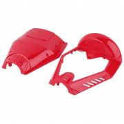 EH V3S Equilibrada Coche De 8 Pulgadas Carcasa De Plástico De Color Rojo (conjuntos)