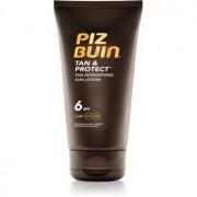 Piz Buin Tan & Protect Lotiune cu protectie solara pentru accelerarea bronzului SPF 6 150 ml