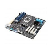 Tarjeta Madre ASUS micro ATX P10S-M, S-1151, Intel C232, USB 3.0, 64GB DDR4, para Intel