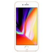 "Telefon Mobil Apple iPhone 8, iOS 11, LCD Multi-Touch display 4.7"", 2GB RAM, 64GB Flash, 12MP, Wi-Fi, 4G, iOS (Gold) + Cartela SIM Orange PrePay, 6 euro credit, 4 GB internet 4G, 2,000 minute nationale si internationale fix sau SMS nationale din care 300"