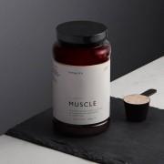 Myprotein Muscle Vitality - Músculos - 500g - Tubo - Morango