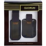 Antonio Puig Quorum coffret I. Eau de Toilette 100 ml + loção after shave 100 ml