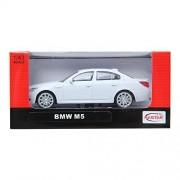Rastar 1:43 Bmw M5 White M Series Diecast Car Collection