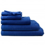The One Towelling The One Badhanddoek Deluxe 70x140 550 gr Navy