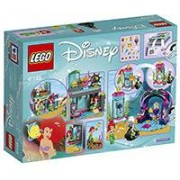 LEGO Disney kocke Disney Princess - The Little Mermaid - Ariel and the Magical Spell – Mala sirena - Arijel i magične čini 222 dela 41145