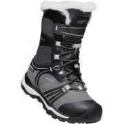 KEEN dječje zimske čizme Terradora Winter WP C raven/vapor, sivo-crne, US 9, 25/26