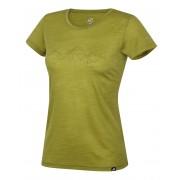 Tricou Hannah Valery - Lime