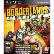 2K Games Borderlands Game of the Year Edition PlayStation 3
