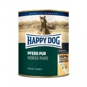 Happy Dog Pferd Pur - conserva cu carne de cal 800 g