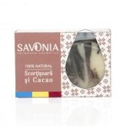 SAVONIA - Sapun Scortisoara si Cacao