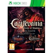 Castlevania Lords of Shadow Collection Xbox 360