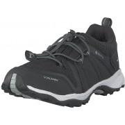 Viking Exterminator Gore-tex® Black/grey, Skor, Sneakers och Träningsskor, Walkingskor, Svart, Barn, 33