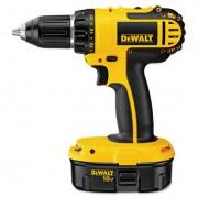 Dc720ka Cordless Compact Drill/driver Kit, 500 1, 700 Rpm, 410 Uwo