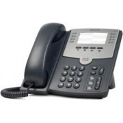 Telefon IP Cisco SPA501G cu PoE si PC Port