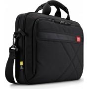 Geanta Laptop Case Logic, 15.6 inch, Neagra DLC-115-BLACK