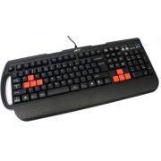 Клавиатура A4Tech X7-G700 Black PS/2