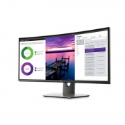 Monitor LED Curbat Dell U3419W 34 inch 5ms Black