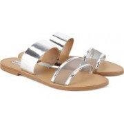 Steve Madden Women SILVER Sandals