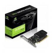 Grafička kartica NVIDIA Quadro P400 GDDR5 2GB/64bit, 256 CUDA Cores, PCI-E 3.0 x16, 3xminiDP, Cooler, Single Slot, Low Profile 3xmDP-DP Cables, Full Size and Low Profile Bracket incuded