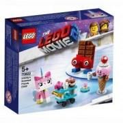 Конструктор Лего Филмът 2 - Най-милите приятели на Дива мацка - LEGO Movie 2, 70822