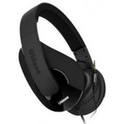 OBlanc Shell NC3-1 2.0 Channel Headphones+ In-line Microphone with call control and tangle-free cord | NC3-1-BR-TW