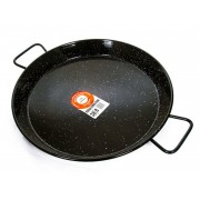 Garcima Paella pan emaille 80 cm - 40 pers.