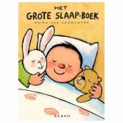 Lobbes Clavisjes Het grote slaapboek