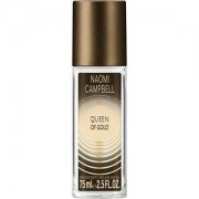 Naomi Campbell Women's fragrances Queen of Gold Deodorant Spray 75 ml