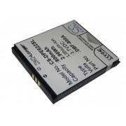 Vhbw Li-Ion Batterie 800mah (3.7v) Pour Smartphone, Téléphone, Portable Doro Phoneeasy 613, 631, 632 Comme Dbf-800a.