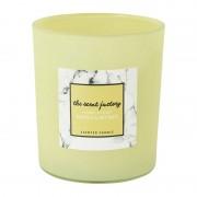 Xenos Home scent kaars in glas - Vanilla Secret - ⌀8.8x10 cm