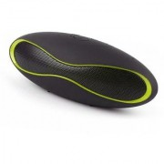 Vinimox Mini Rugby Style Bluetooth Speaker With USB Support for Android/iOS Devices (Color may vary)