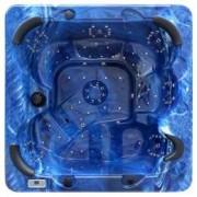 Spatec spas Spa extérieur - SPAtec 800 bleu