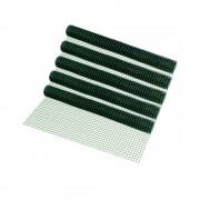 Телена ограда с PVC покритие, 5 броя рула [pro.tec]® 1 x 5 m