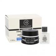 Collistar Men Energizing Cream-Gel zestaw 50ml Men Energizing Cream-Gel + 15ml After-Shave Balm Sensitive Skin dla mężczyzn