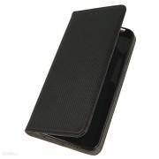 Capa magnet book case para Xiaomi Redmi Note 9 Pro preta
