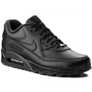 Обувки NIKE - Air Max 90 Leather 302519 001 Black/Black