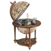 Nano Desk Bar Globe by Zoffoli made in Italy