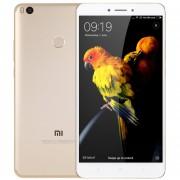 Celulares Xiaomi Mi Max 2 4G 6.44'' 64GB Smartphone Desbloqueado -Dorado