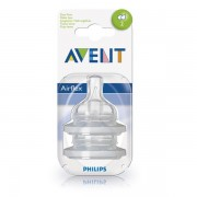 Avent Tetina Airflex 2 orificii x 2