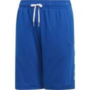 Pantaloni scurți Adidas YB SID scurt DV1703 DV1703 albastru 158 cm