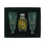 Ilana Jivago 24k Eau De Parfum Spray + Body Lotion + Shower Gel Gift Set Men's Fragrance 465396