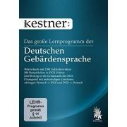 Das groe Lernprogramm der Deutschen Gebrdensprache