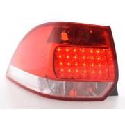 FK-Automotive LED feux arrières pour VW Golf 5 Variant (type 1KM) An 07-09, clair/rouge