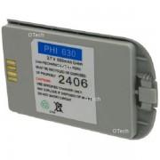Otech Batterie de téléphone portable pour PHILIPS 630 Li-ion 500mAh