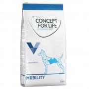 12kg Concept for Life Veterinary Diet Dog Mobility száraz kutyatáp