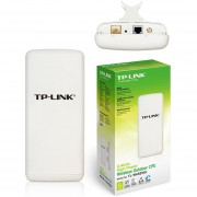 ACCESS POINT CPE 54M HIGH POWER TP-Link TL-WA5210G-Blanco
