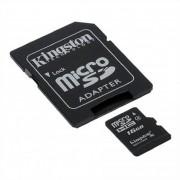 Kingston Micro Secure Digital (SDHC) kártya 16GB [Class 4]
