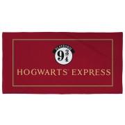 Character World Harry Potter - Hogwarts Express Towel - 140 x 70 cm