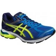 Asics Gel-Pulse 7 Men Running Shoes For Men(Blue, Yellow, Blue)